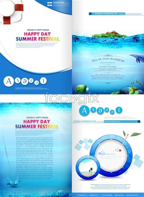 brochure design templates psd tourism brochure design psd psd free