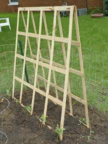 Tuteur Trellis Build A Vegetable Garden Trellis 2017 2018 Best Cars