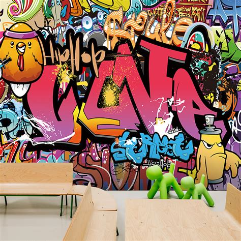 graffiti dance wallpaper online get cheap 3d street art aliexpress com alibaba group