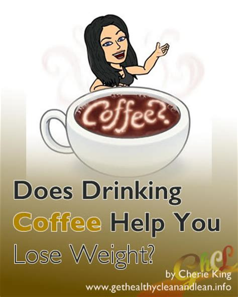 How Do Coffee Help You Detox by Best To Drink When Trying To Lose Weight 5