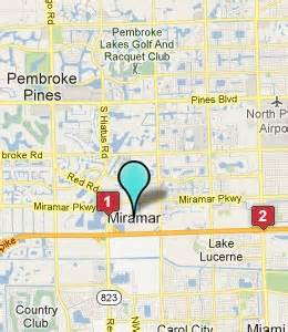 Miramar Florida Map by Miramar Fl Hotels Amp Motels See All Discounts