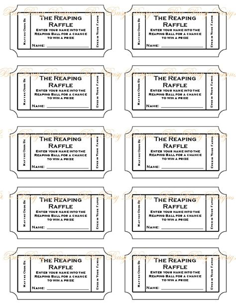printable tickets template free printable ticket templates new calendar template site