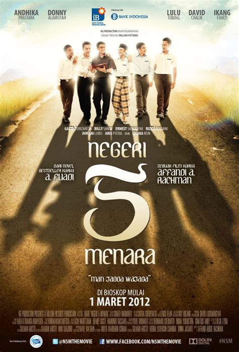 daftar film indonesia wikipedia bahasa indonesia negeri 5 menara film wikipedia bahasa indonesia