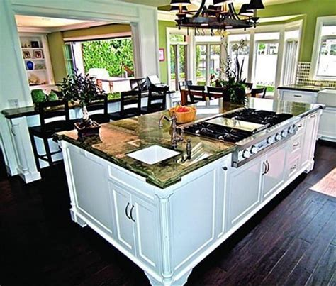 10 foot kitchen island house of the day a gem on long beach s treasure island