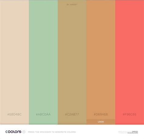 home color palette generator 78 best ideas about color palette generator on
