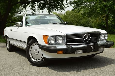 how to sell used cars 1987 mercedes benz e class engine control 1987 mercedes benz 560sl convertible r107 for sale