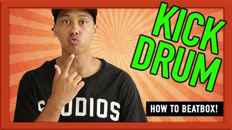 Beatbox Instrument Tutorial For Beginners | how to beatbox for beginners kick drum youtube