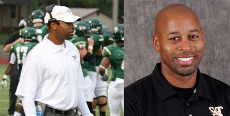 Coach David Brown Mba by Missouri S T Football Coach Steps