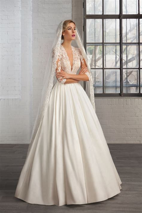 Classic Wedding Dresses by Cosmobella Wedding Dress 2016 Collection