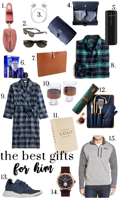 11 Best Gifts For Boyfriend by The Best Gifts For Him Glitter Gingham