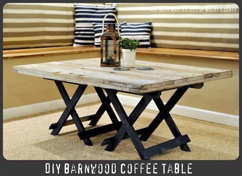 How To Make A Reclaimed Wood Coffee Table How To Make A Reclaimed Barn Wood Coffee Table
