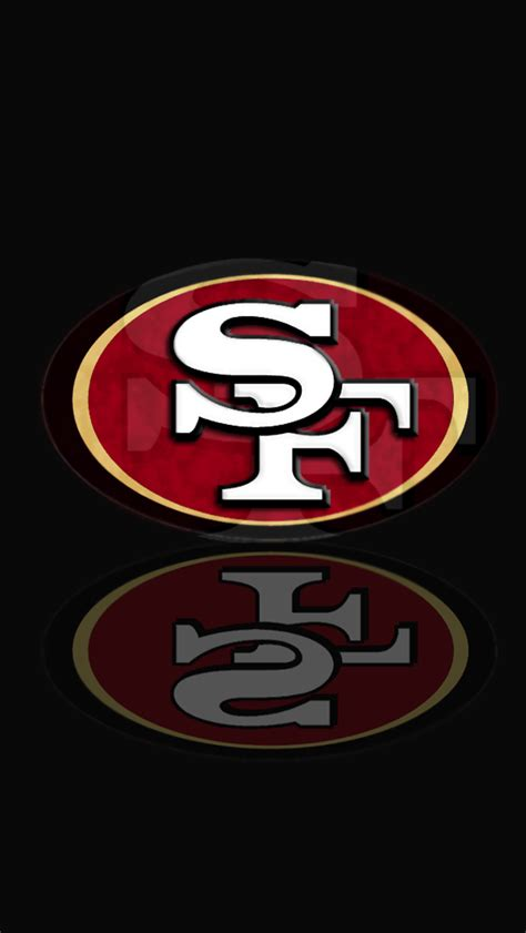 wallpaper iphone 5 nfl nfl super bowl 2013 free download san francisco 49ers hd