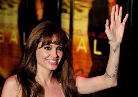 tattoo on angelina jolie s hand angelina jolie s 15 tattoos their meanings body art guru
