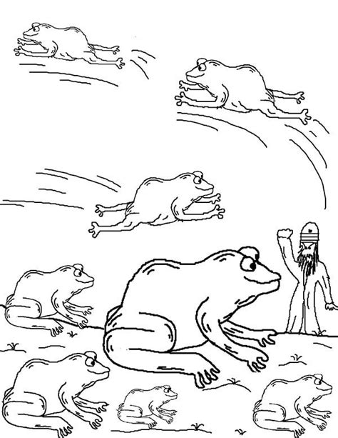plague of frogs coloring page medium size of coloring pageslocust coloring page the 10
