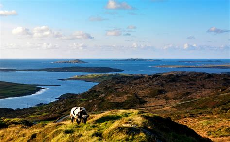 scenic drives near me sky road scenic route map and guide clifden connemara