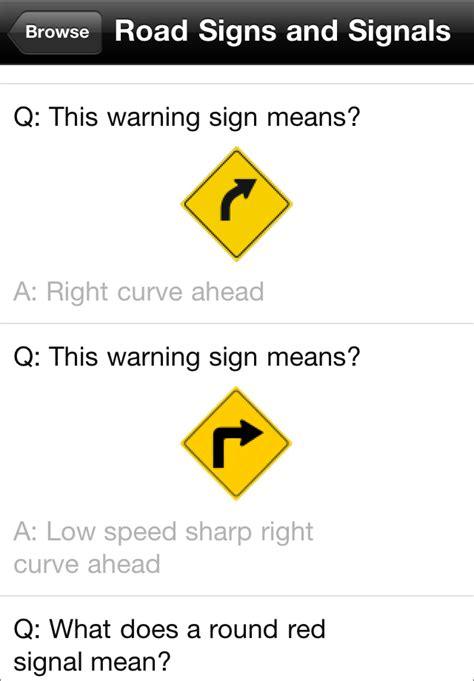 road drivers illinois drivers test study