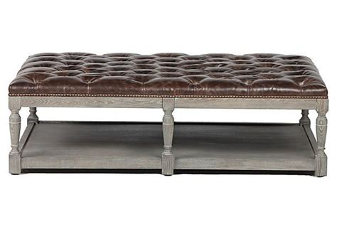 tufted ottoman coffee table decorating living room with cool ottoman coffee table