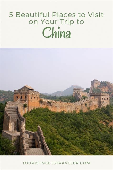 5 Beautiful Places To Be by 5 Beautiful Places To Visit On Your Trip To China