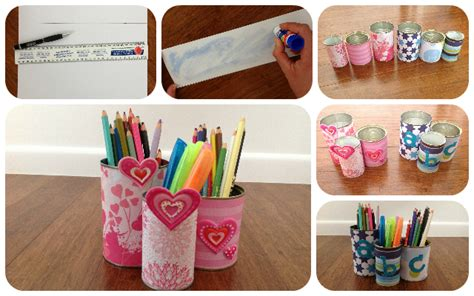 Pencil Stand Craft by Mocka S Diy Pencil Holders Mocka Nz Blog