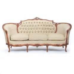 vintage floral sofa antique couches