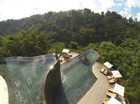 Hanging Infinity Pools In Bali hanging gardens ubud resort reviews deals bali