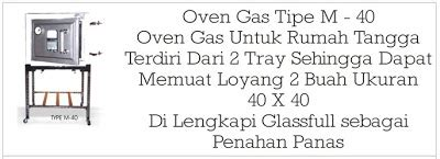 Oven Gas Industri pabrik oven gas golden oven gas rumah tangga home