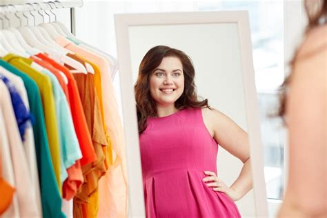 7 Tips On Dressing Those by 7 Tips For Dressing Well When You Re Overweight Herbal One