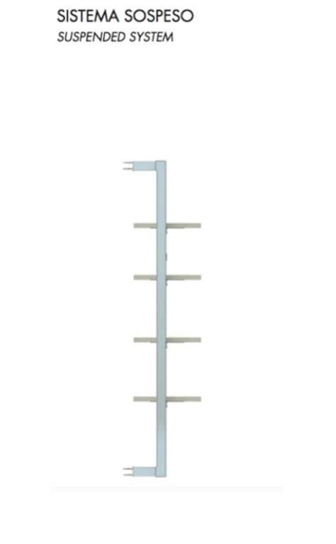 montanti per cabina armadio montanti per cabina armadio in alluminio