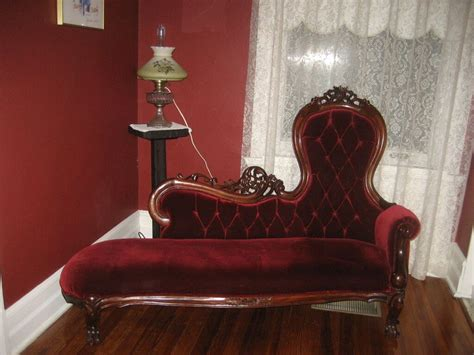 red fainting couch the history of the couch a long form read