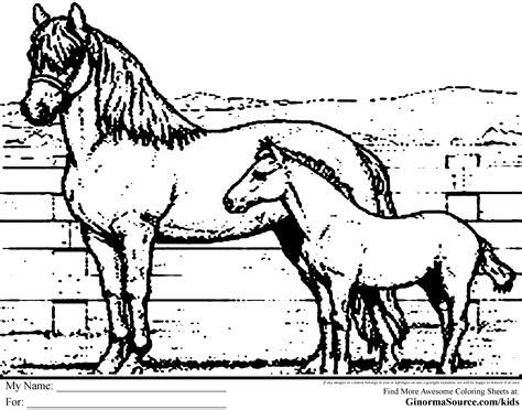 hard coloring pages of horses horse coloring pages hard coloring home