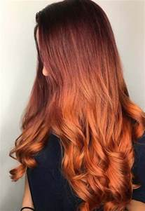 hair coloring copper 50 copper hair color shades to swoon over fashionisers
