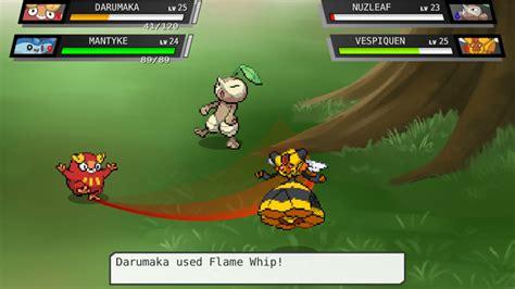 Pokemon Evoas A Fan Made Pokemon Game That You Can Play