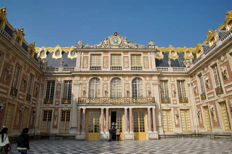 Apartment Versailles Mesdames Apartments Entrance Chateau De Versailles