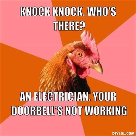 Anti Joke Chicken Meme - internet sara ndipity
