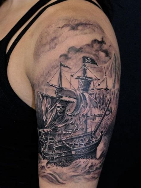 pirate tattoo design 55 amazing pirate designs