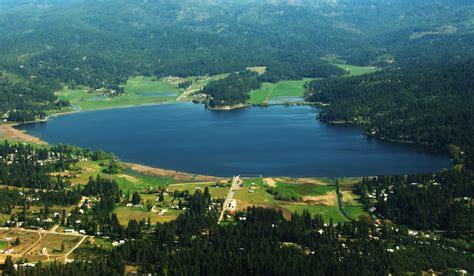 hauser idaho hauser id hauser lake idaho as seen from the air