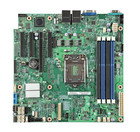 Intell Search Intel 174 Server Board S1200v3rps Product Specifications