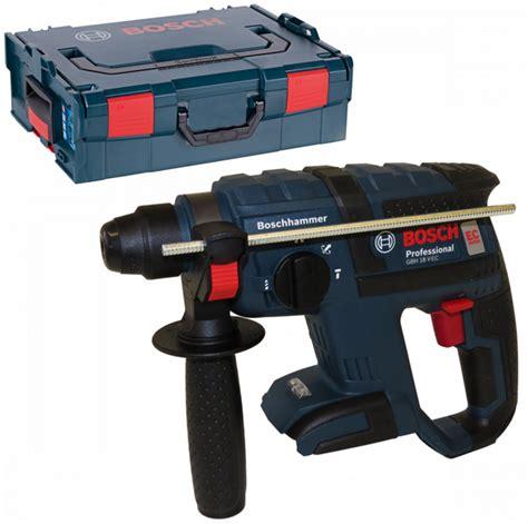 Bor Bosch Gbh 2 18 Re bosch 18v borehammer kull 216 s gbh 18 v ec lbox
