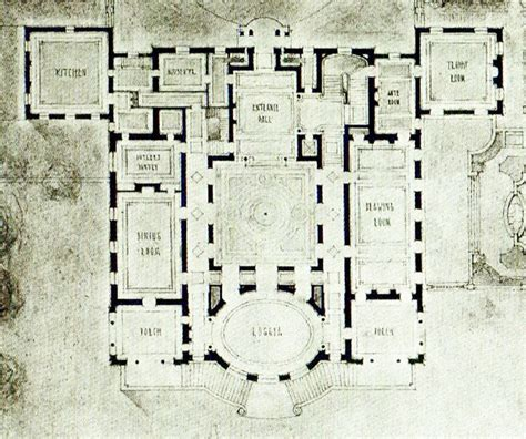 old mansion floor plans farnsworth 1st floor floor plans castles palaces