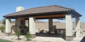 Arizona Backyard Landscaping Outdoor Gazebos Phoenix Creative Environments