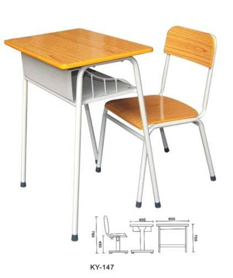 School Furniture Student Chair Student Desk Educational Student Desk Dimensions