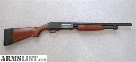 Small Shotgun For Home Defense Armslist For Sale H R Pardner 20 Ga Compact