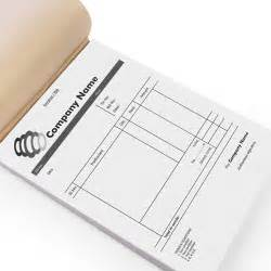 bill books invoices business products