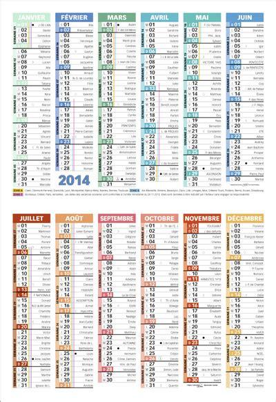 calendrier publicitaire de poches