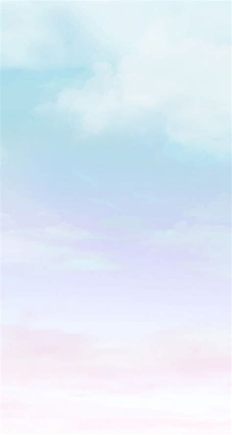 blue sky  iphone wallpaper seasons  love