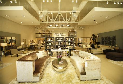 mitchell gold and bob williams mitchell gold bob williams showroom opens in beverly