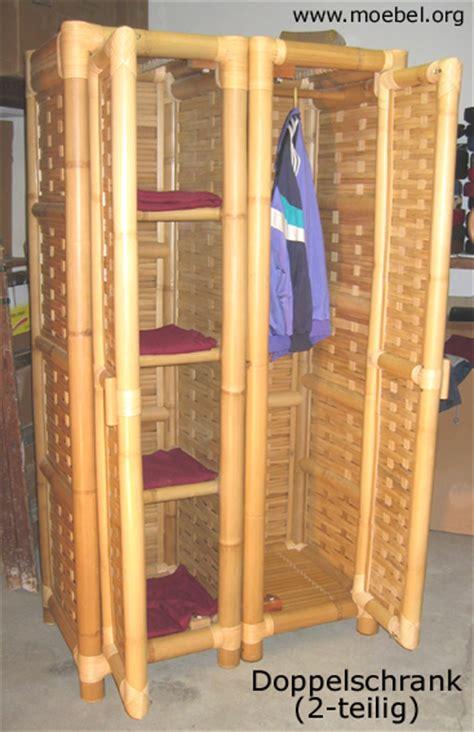 kleiderschrank bambus bambus kleiderschrank frische haus ideen