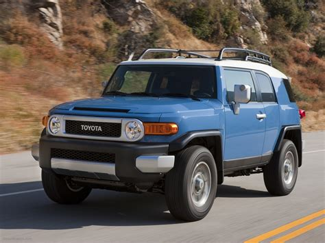 2012 Toyota Fj Cruiser Toyota Fj Cruiser 2012 Car Photo 23 Of 60 Diesel