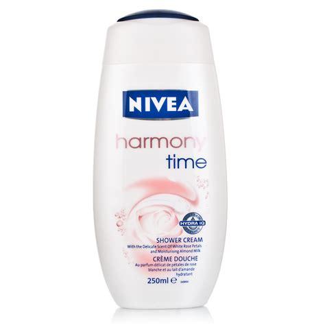 Shower Creie by Nivea Harmony Time Shower Chemist Direct