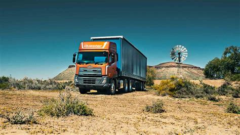 ud trucks launches  quester volvo group